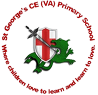 St George's C.E. Primary School Logo